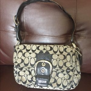 Coach Clutch/Handbag